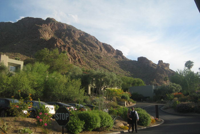 The Camelback Mountain