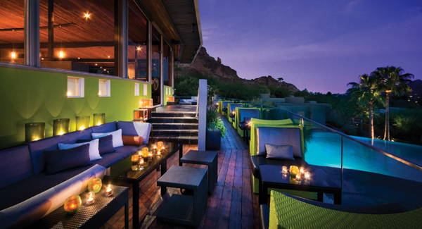 The Sanctuary Resort in Paradise Valley