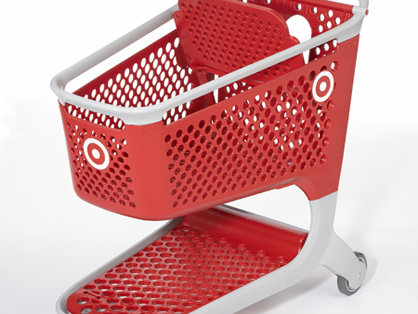 New Target Shopping Cart