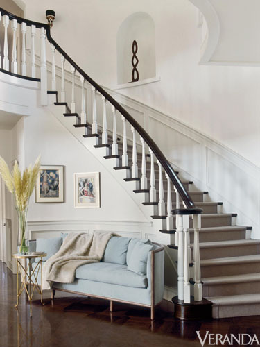 Stunning Serene staircase