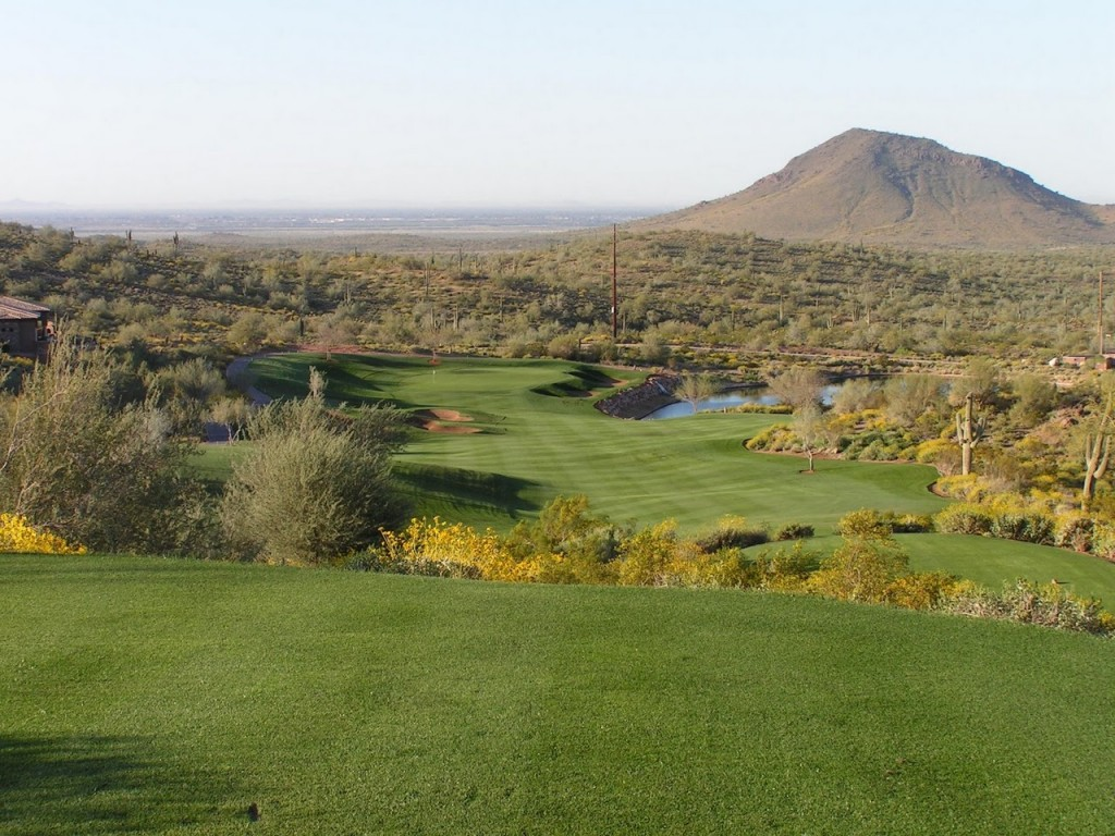 Firerock Country Club at Fountain Hills, AZ