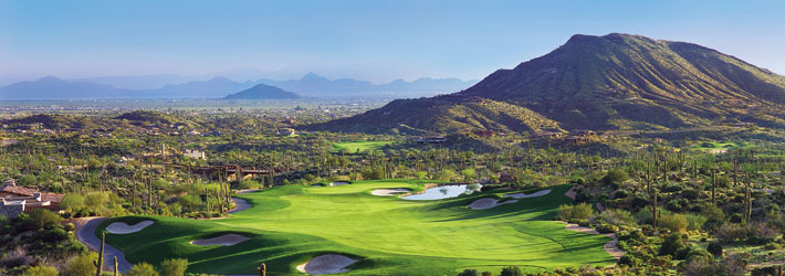 Jack Nicklaus Designed Golf at Desert Mountain