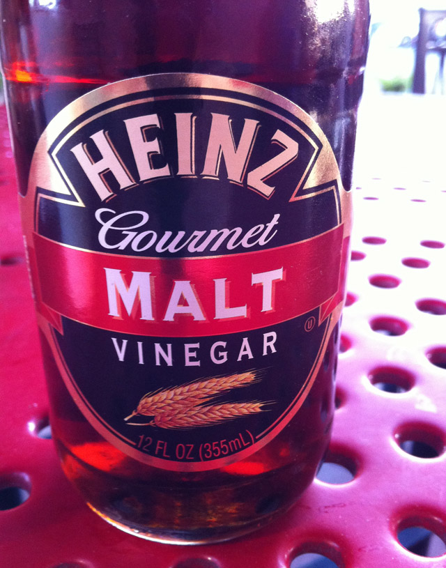 Malt Vinegar!