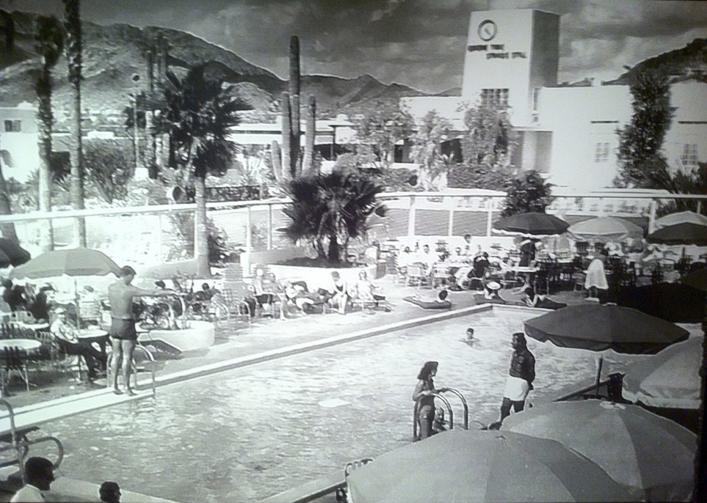 Camelback Inn Swimming Pool