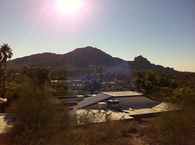 Camelback View | Paradise Valley, AZ
