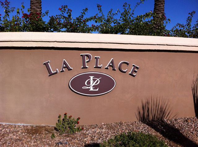 La Place Du Sommet Subdivision in Paradise Valley