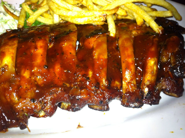 Barbecue Ribs | Houston's Scottsdale