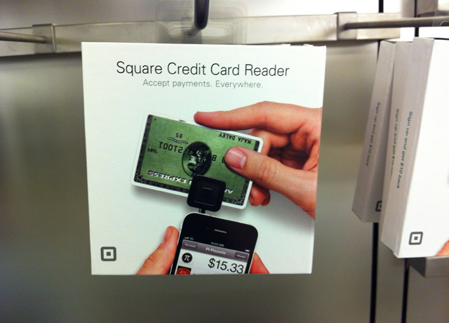 Square Credit Card Processing on the Go