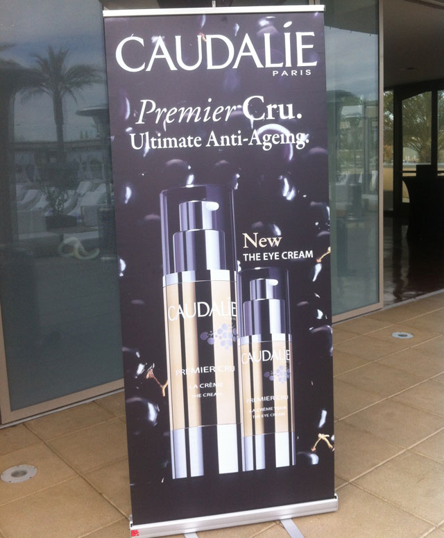 Caudalie, Paris Event at W Hotel in Scottsdale, AZ