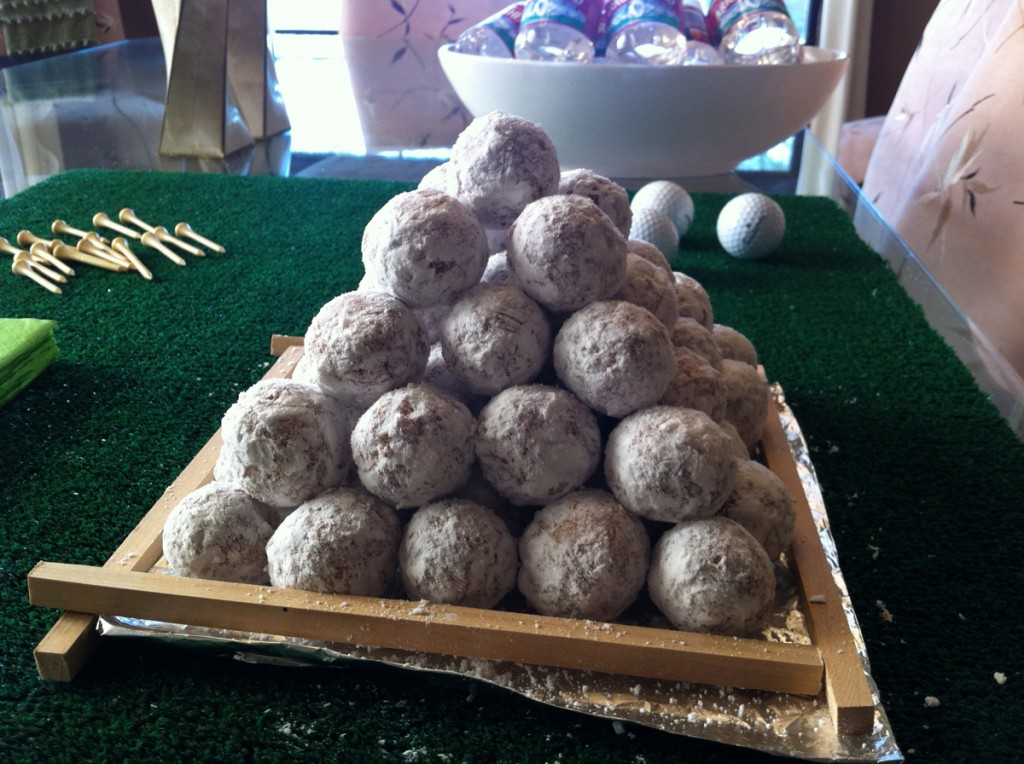 Golf Ball Pyramid | Scottsdale, AZ 85258