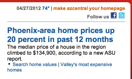 Phoenix House Prices