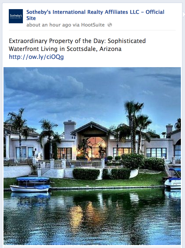Sotheby's Realty Extraordinary Property of the Day