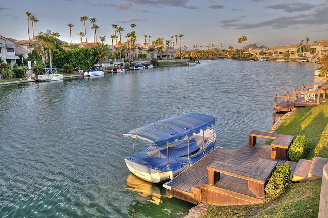 Las Brisas Boat Home