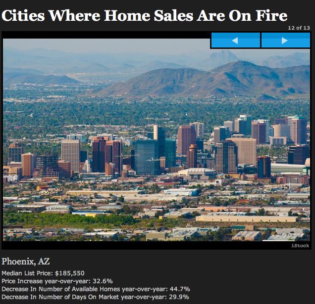 Phoenix Real Estate Market