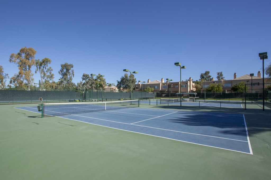 The Courts At Gainey Ranch Scottsdale Arizona