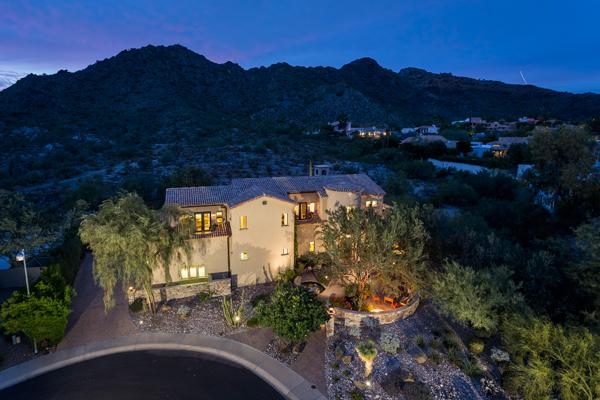 Phoenix Mountain Preserve Masterpiece | 2244 E Vogel Avenue Phoenix 85028