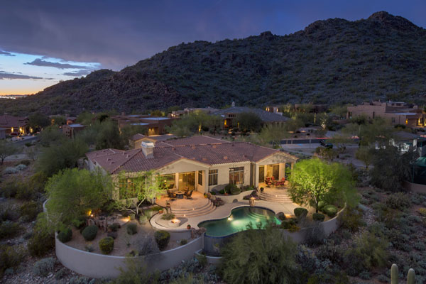 11303 E Paradise Ln, Scottsdale 85255 | Located at 100 Hills in McDowell Mountain Ranch | Presented By The Marta Walsh Group at Russ Lyon Sotheby's International Realty