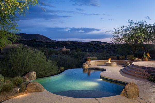 Stunning Views at 11303 E Paradise Ln, Scottsdale 85255 | Located at 100 Hills in McDowell Mountain Ranch | Presented By The Marta Walsh Group at Russ Lyon Sotheby's International Realty