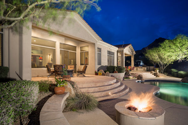 Enjoy the fabulous outdoor lifestyle Scottsdale Arizona offers at 11303 E Paradise Ln, Scottsdale 85255 | Located at 100 Hills in McDowell Mountain Ranch | Presented By The Marta Walsh Group at Russ Lyon Sotheby's International Realty