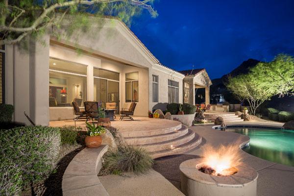 11303 E Paradise LN Scottsdale Arizona 85255. Presented By The Marta Walsh Group Russ Lyon Sotheby's International Realty.