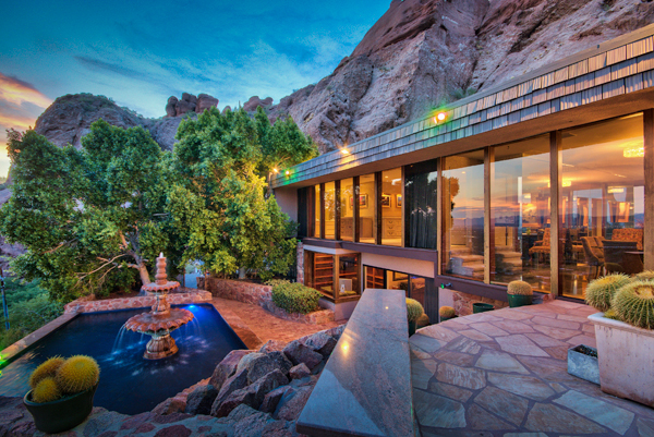 4960 E Red Rock Dr Phoenix AZ 85018. Offered At: $1,850,000. Presented By The Marta Walsh Group Russ Lyon Sotheby's International Reality.
