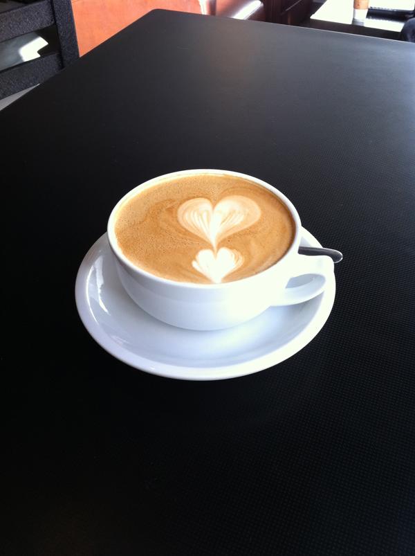 Press Coffee Roasters in Scottsdale Quarter